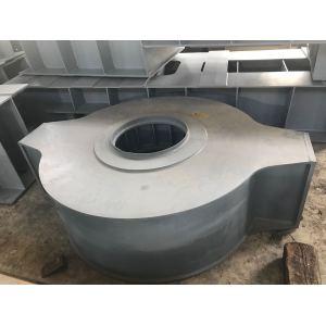 新しい積み下ろし機械のスタッカーおよびリクレーマコンポーネントの製造に特化