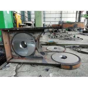 Spécialisée dans la fabrication de plusieurs modèles de pièces de grue