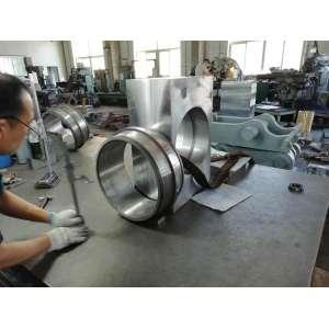 Pièces d'équipement mécanique multimodèle portant la roue intérieure