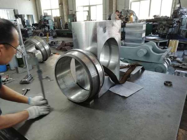 Multi-model mechanical equipment parts bearing inner wheel