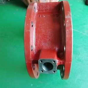 工場供給安全で耐久性のあるマリンアクセサリーバタフライバルブ