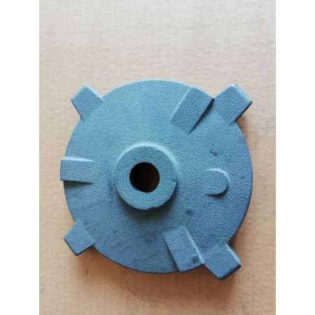 Casting safe and wear-resistant motor accessories motor end cover