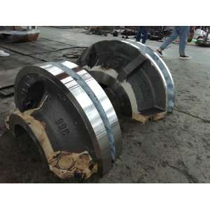 Manchon d'arbre de pompe marine résistant à l'usure multi-spécifications direct usine