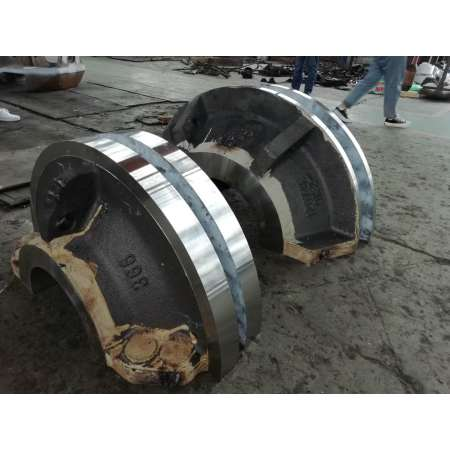 Factory direct multi-specification wear-resistant marine pump shaft sleeve