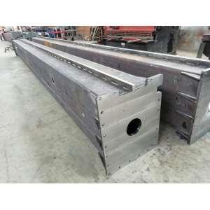 Vente directe d'usine grande colonne d'équipement anticollision robuste