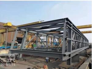 強力な支持力の製造、鋼の石炭の架台の剛性