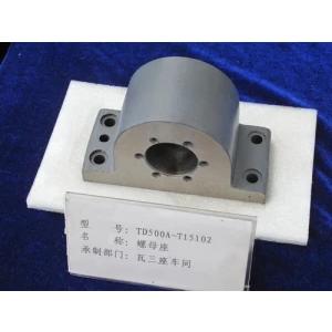 Pièces de machine CNC de matériel non standard de précision de découpe laser
