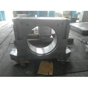 Grand boîtier de roulement en acier moulé durable usiné avec précision