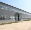 Processus de construction de l'atelier de structure métallique