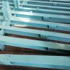 Préparation de la production de la structure métallique de Dalian Fuxin Guangsheng avant le traitement
