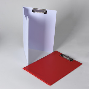 Custom Design Acceptable Colorful Foldable Clipboards