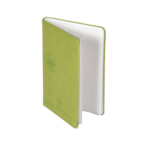 Debossed Logo Custom PU Leather Cover 32 Pockets Photo Album
