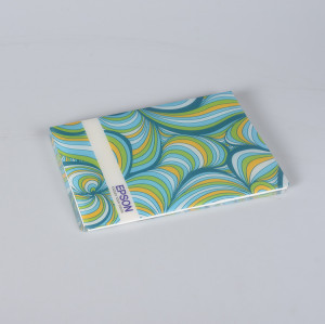 Printed PP Cover Plastic Photo Album