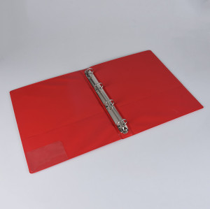 Custom Printing File Holder 4-Ring Binder