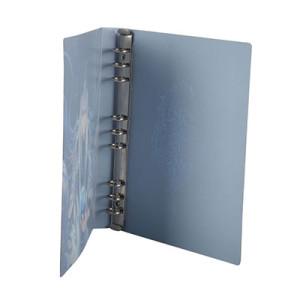 Wholesale Custom Print PP 9-Ring Binder