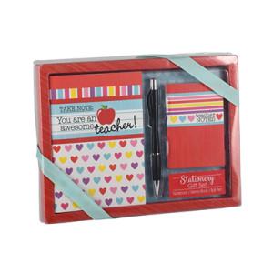 Notebook Memo Book Ball Pen Stationery Gift Set