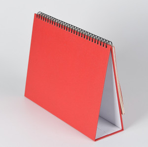 Foil Stamping Logo 2020 Table Calendar