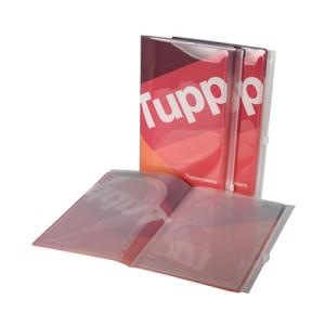 Multi-Pocket File Folder with Zipper Bag