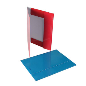 Paper File Folder with Elastic Rope