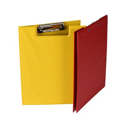 Custom Design Acceptable Colorful Foldable Clipboards