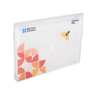 Waterproof 13 Pockets A4 Letter Size Accordian File Folder
