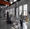 Powder conveying system engineering for lithium battery materials industry