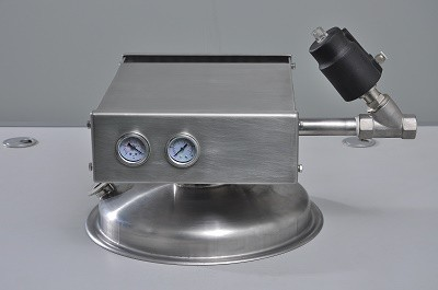 jet vacuum pump front