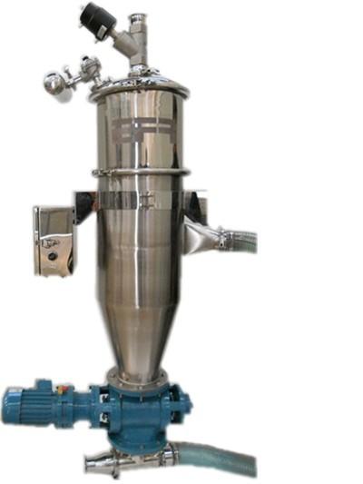 Suction blow composite conveyor