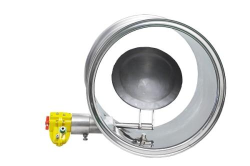 Special material vacuum conveyor Lining wear-resistant material inner wall