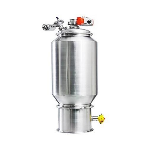 Vacuum source vacuum conveyor