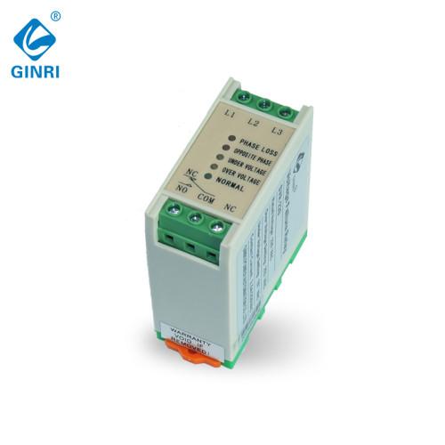 GINRI JVR-380  Three Phase Voltage Monitoring Relays