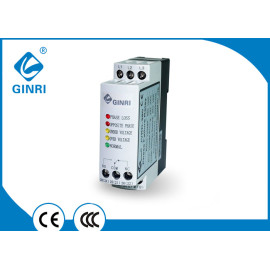 Ginri Three phase Over & under Voltage Protector Relay JVRD-380 220VAC 380VAC 440VAC