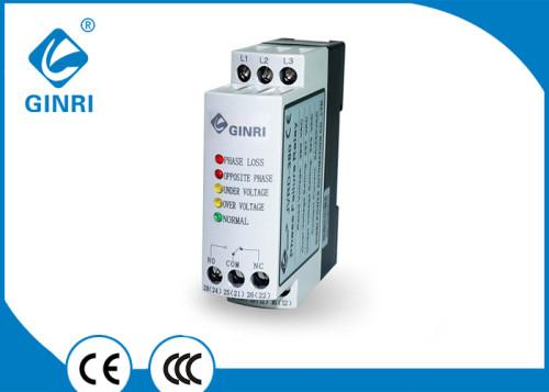 Ginri Three phase Over & under Voltage Protector Relay JVRD-380 220VAC 380VAC 440VAC