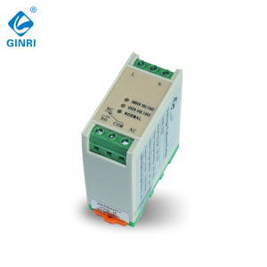 Ginri Single Phase Over Voltage Relay SVR-220 Voltage Protection Monitor Relays 110VAC,220VAC,250VAC