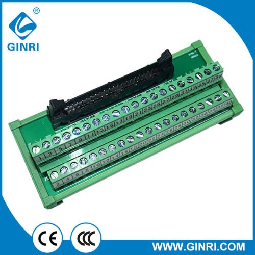 GINRI JR-40TBC Adapter Module with connector IDC 40 pin Interface Module Breakout Board