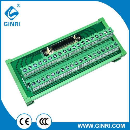GINRI JR-36TSC 36Pin SCSI Interface Relay Module Board Converter