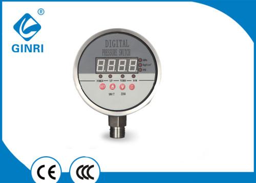 LED Digital Pump&compressor Pressure Switch/Controller DC24V 220VAC 380VAC DPR-S80/S90