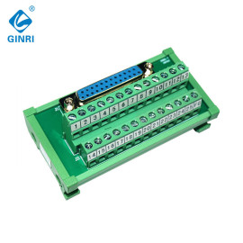 GINRI JR-25TDC Conversion Units D SUB connector Terminal Block Conversion Units 25P