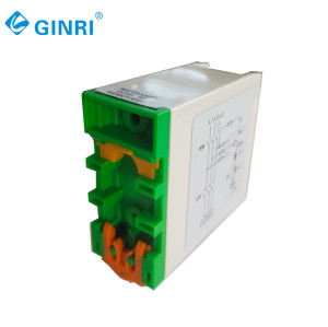 Voltage Monitoring Relay JVR-384 DIN Rail Phase umbalance Overvoltage Undervoltage Protection Relays