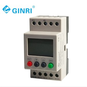 Ginri 12VDC Single phase Over & under Voltage Protector Relay SVR1000/D12