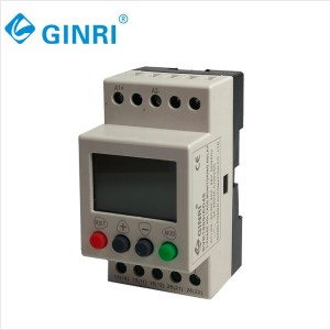 Ginri AC/DC24-48V Single phase Over & under Voltage Protector Relay SVR1000/AD48