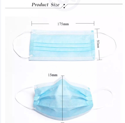 Disposable Medical Face Mask China first aid manufacturer and the international trade.