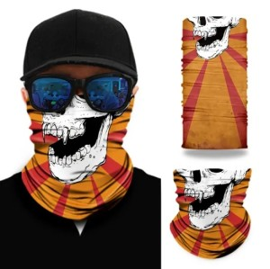 Microfiber Polyester Headwear Bandana for Sale