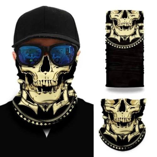 Factory Made OEM Microfiber Polyester Headwear Bandana for Sale,Keep wram,Mask,Leisure