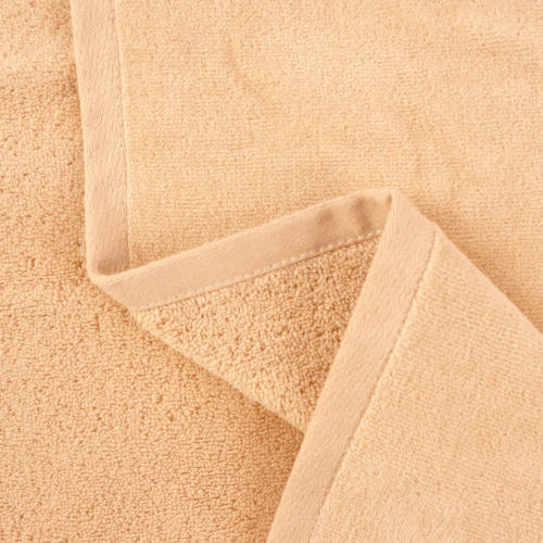 Beautiful lace and pearl plain velvet towels, exquisite high - grade gift towels, 100 % pure cotton