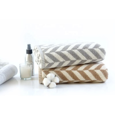 100% cotton yarn dyed twill hand towel bathroom hand towel bathmat, factory supply.