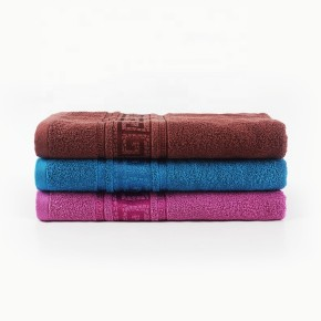 Woolen Bound Fabric Washable Satin Jacquard Fabric Woven Cloth Woven Plain Style Cotton Fabric towl.