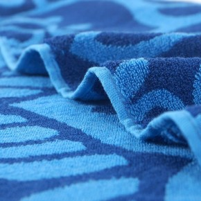 Dyed yarn jacquard large beach towel,100% cotton,good design,factory supply, reusable.
