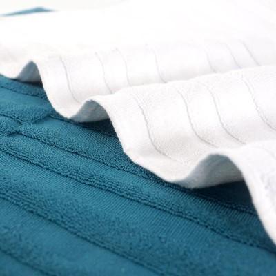 Plain color jacquard bathmat antiskid durable for hoteland home bath room,factory supply, reusable.