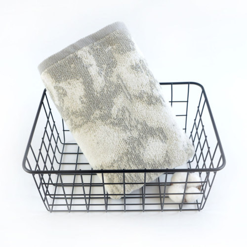 100% cotton yarn dyed twill hand towel bathroom hand towel bathmat, reusable.